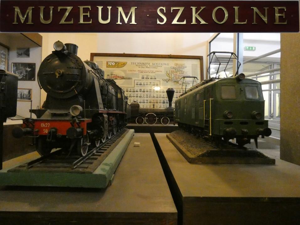 Картинки по запросу Technikum nr 7  Kolejówka muzeum
